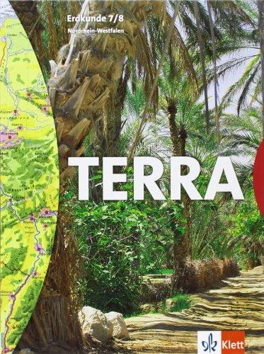 9783623235301: Terra. Erdkunde 7./8. Hauptschule. Schülerbuch. Nordrhein-Westfalen