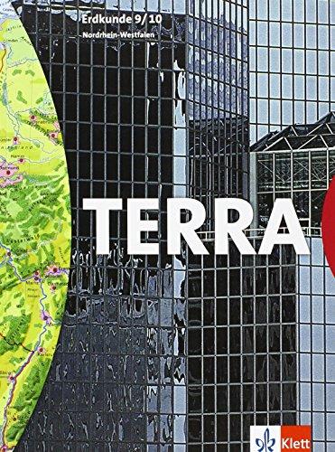 Terra. Erdkunde 9/10. Hauptschule. Schülerbuch. Nordrhein-Westfalen (9783623235509) by [???]