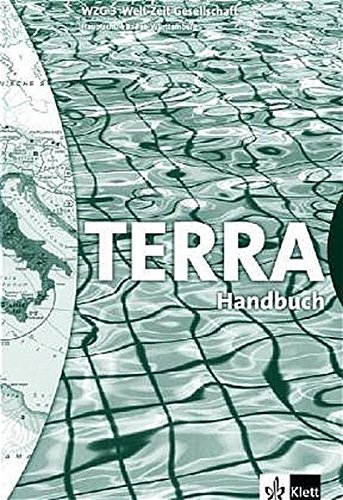 9783623238395: TERRA WZG. Handbuch 3. 5.-6. Klasse. Baden-Württemberg