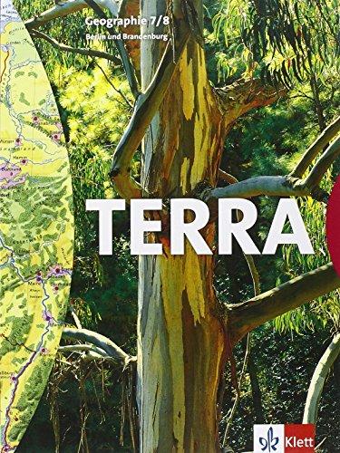9783623241302: TERRA Geographie für Berlin. Schülerbuch 7. / 8. Schuljahr