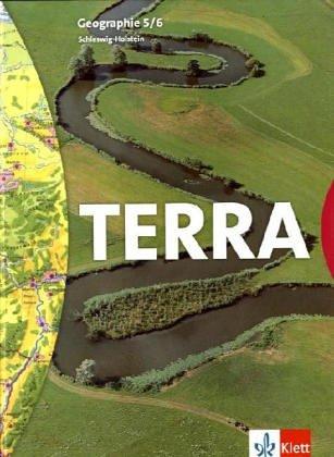 9783623271101: TERRA Geographie 5/6. Schülerbuch. Schleswig-Holstein