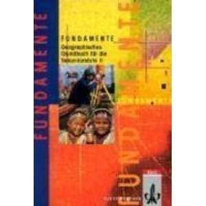 9783623292502 Fundamente Geographisches Grundbuch Neubearbeitung