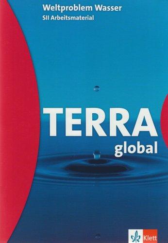 9783623295053: Weltproblem Wasser: SII Arbeitsmaterial