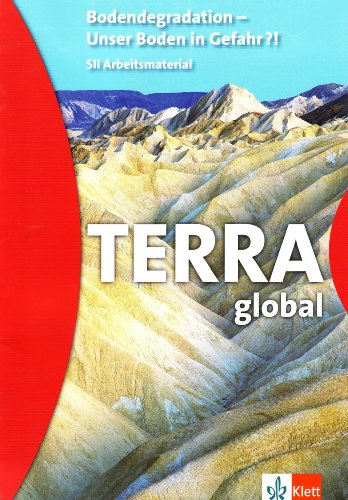 9783623295657: Terra global Bodendegradation