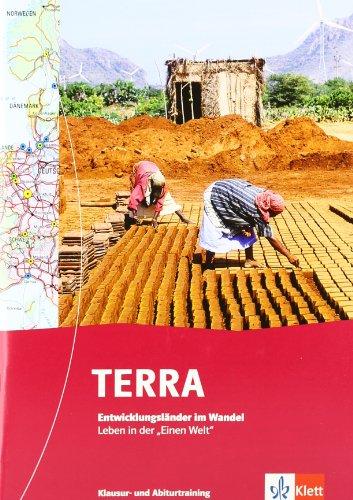 9783623297057: TERRA Themenband Entwicklungsländer. Arbeitsheft Sekundartstufe II: Klausur- und Abiturtraining