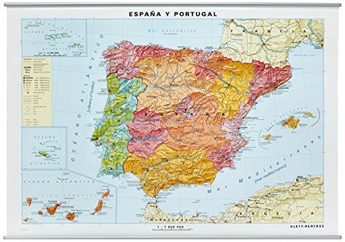 9783623402031: Mapa de España