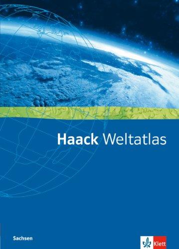 9783623496603: Haack Weltatlas für Sekundarstufe I und II. Ausgabe für Sachsen