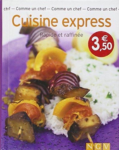 9783625000051: Cuisine express : Rapide et raffin�e
