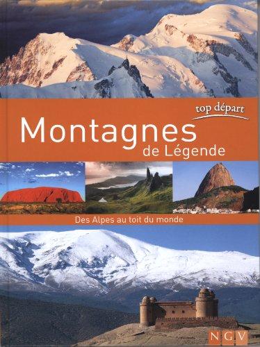 9783625000976: Montagnes de Légende