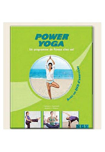 9783625001430: Power yoga : Un programme de fitness chez soi (1DVD)