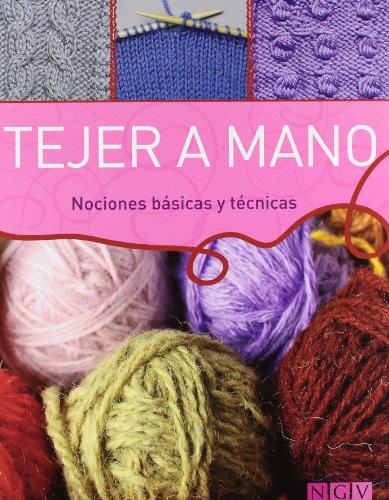 9783625001935: Tejer A Mano - Nociones Básicas Y Técnicas