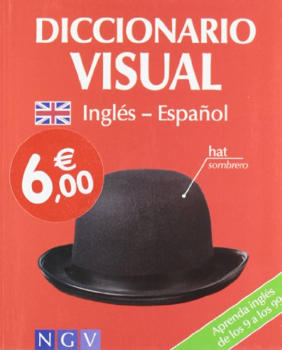 9783625002031: DICC. INGLES-ESPA.VISUAL N/ED. NGV