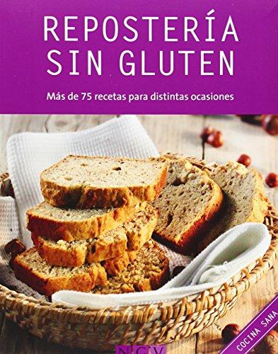 9783625002918: Repostería Sin Gluten (Cocina sana)