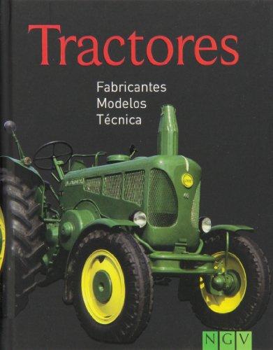 9783625003793: TRACTORES:FABRICANTES, MODELOS, TECNICA