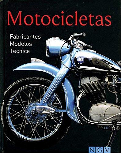 9783625003823: Motocicletas. Fabricantes, Modelos, Técnica. Mini Técnica