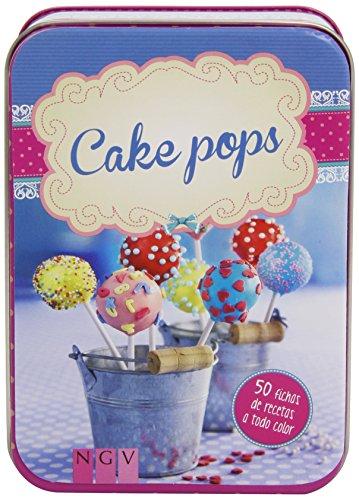 9783625004318: CAKE POPS.(CAJAS DE RECETAS)