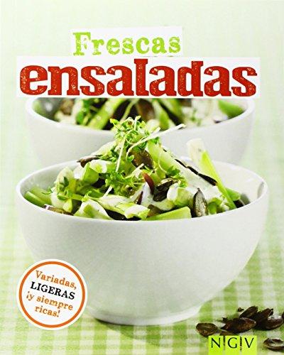 9783625004349: FRESCAS ENSALADA (COCINA MEDITERRANEA)NG