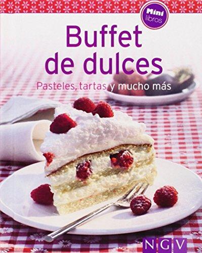 9783625004882: BUFFET DE DULCES - MINI LIBROS NGV