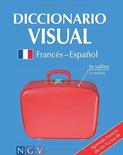 9783625005421: Diccionario Visual Francés-Español