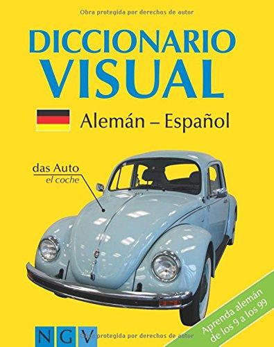 9783625005438: Diccionario Visual Alemán-Español