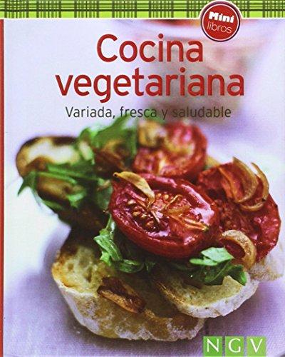 9783625005629: Cocina vegetariana: Variada, fresca y saludable