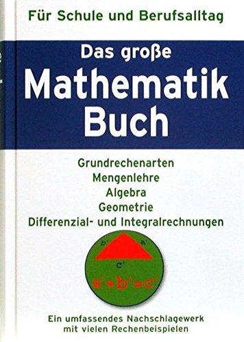 9783625104353: Das große Mathematikbuch