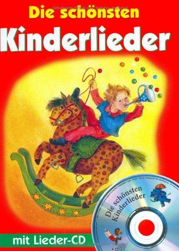 9783625105961: Die schönsten Kinderlieder.