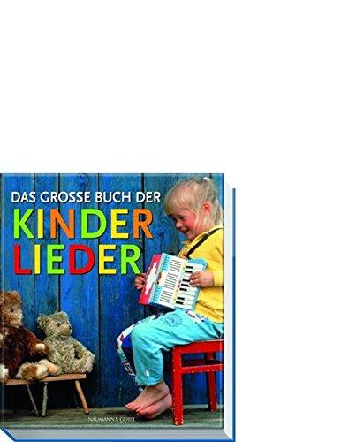 9783625105992: Das große Buch der Kinderlieder