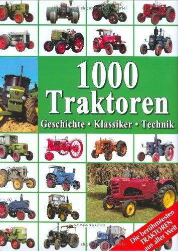 1000 TRAKTOREN (362510749X) by PAULITZ(107491)