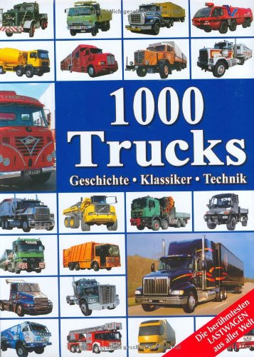 9783625107675: 1000 Trucks