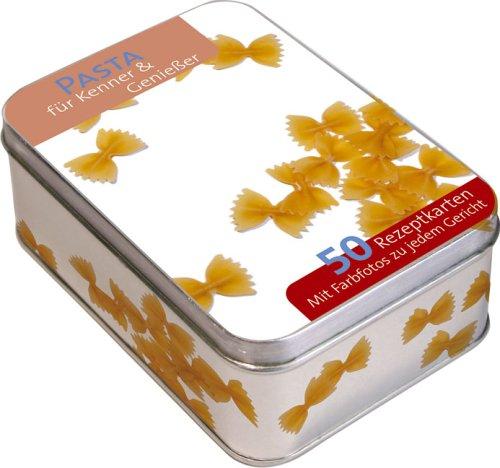 9783625113713: Pasta. 50 Fichas De Recetas A Todo Color
