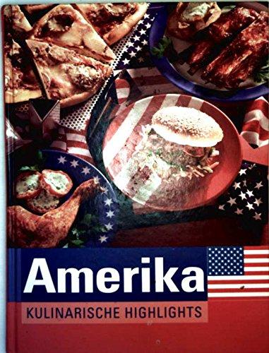 9783625114741: Amerika Kulinarische Highlights