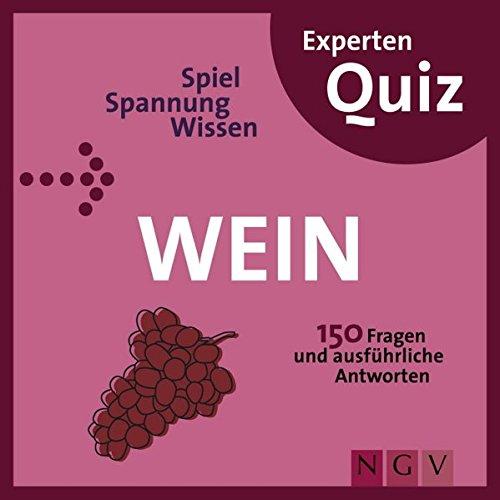 9783625116738: Wein Experten-Quiz