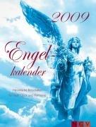 9783625118473: Engelkalender 2009: Himmlische Botschaften für mehr Glück und Harmonie