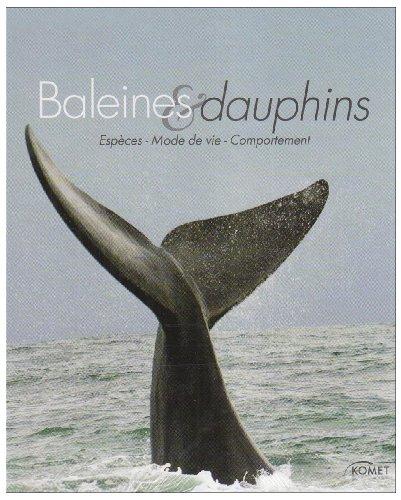 9783625120957: Baleines et dauphins