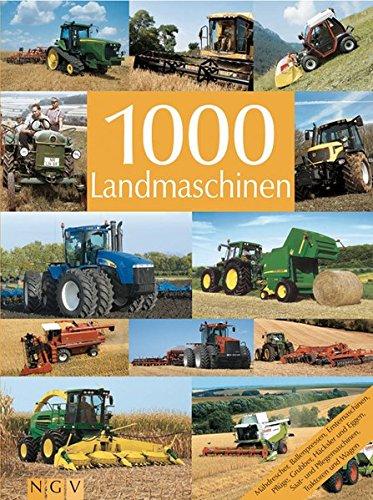 9783625121398: 1000 Landmaschinen