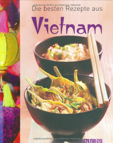 9783625121541: Die besten Rezepte aus Vietnam