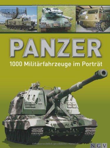 9783625122241: Panzer - 1000 Militärfahrzeuge im Porträt
