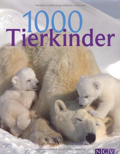 9783625124184: 1000 Tierkinder