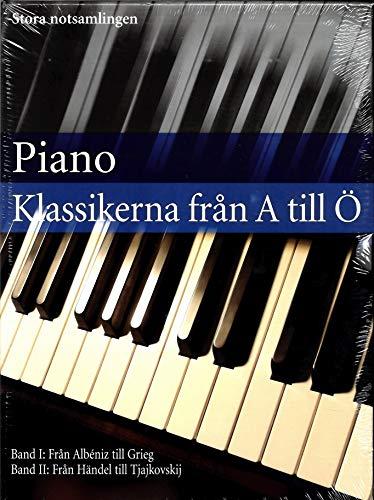 Klavier-Notensammlung in 2 Baenden - Die Klassiker: Margaret Babinsky