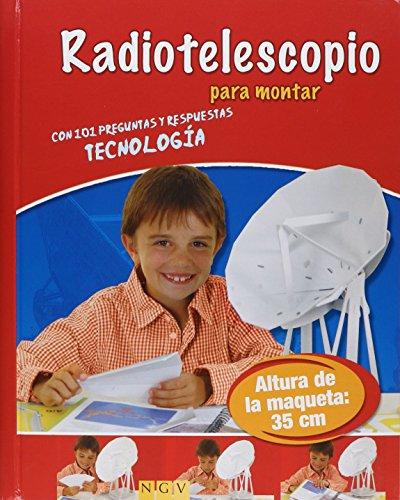 9783625127482: Radiotelescopio para montar