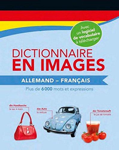 9783625130420: Dictionnaire en images allemand-fran�ais