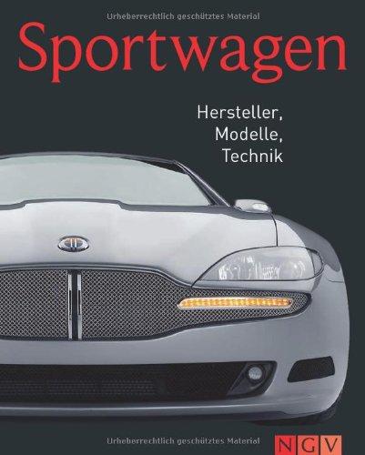 9783625136521: Sportwagen