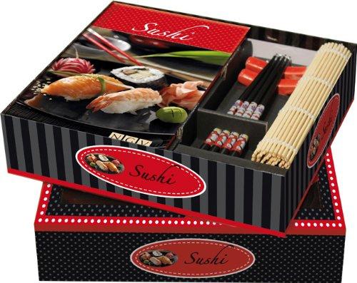 9783625136569: Sushi Buch-Box