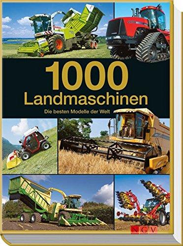 9783625137627: 1000 Landmaschinen