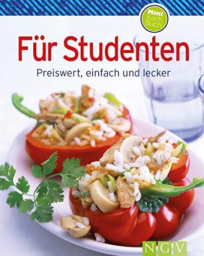 9783625138945: Für Studenten (Minikochbuch): Preiswert, einfach und lecker