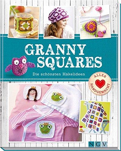 9783625139713: Granny Squares