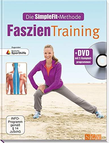 9783625175902: Faszien-Training + DVD mit 5 Komplettprogrammen