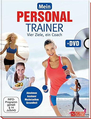 9783625176176: Mein Personal Trainer + DVD: Vier Ziele, ein Coach