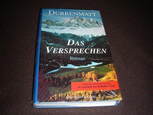Das Versprechen: Friedrich Dürrenmatt